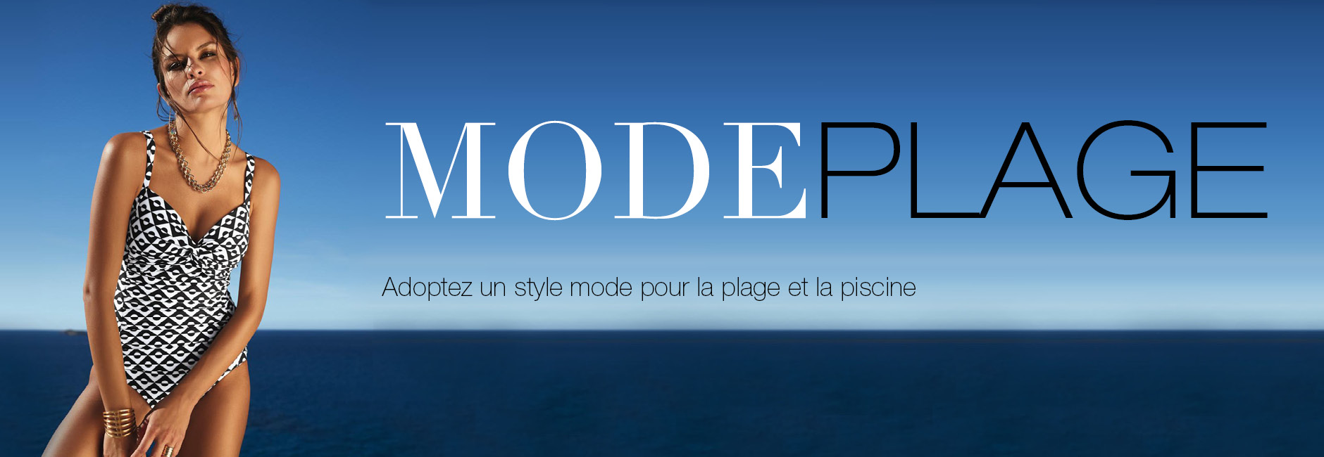 Mode plage